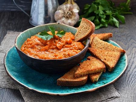 Кьопоолу с патладжан, чушки, лук и домати – рецепта от Плевен - снимка на рецептата